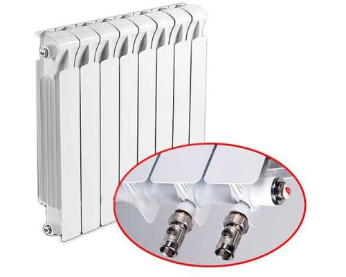 Rifar Монолит Ventil 500 радиатор от 4 секций