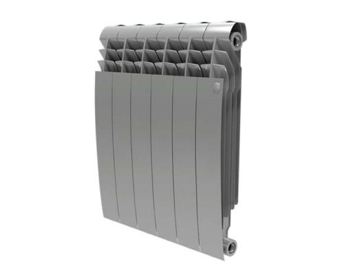 Royal Thermo BiLiner 500 Silver Satin радиатор от 4 секций