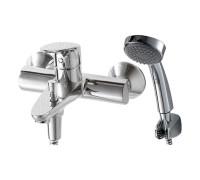 Bravat Drop DR 0254 / F64898C-B смеситель с душем