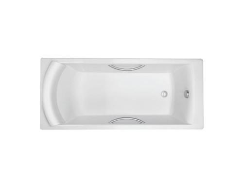 Ванна Jacob Delafon Biove 170x75 ручки