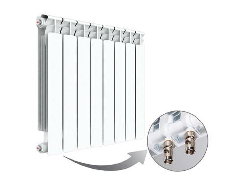Rifar Alp Ventil 500 радиатор от 4 секций
