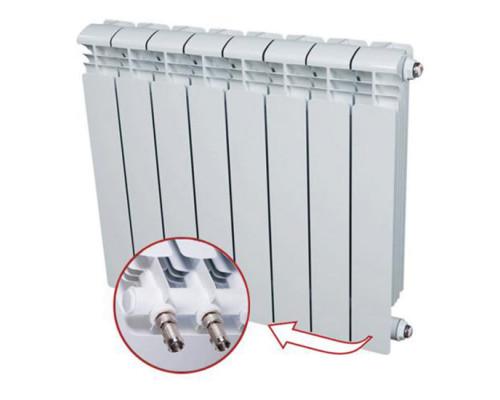 Rifar Alum Ventil 500 радиатор от 4 секций