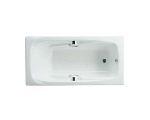 Roca Ming 170x85 ванна чугунная ручки