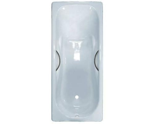Сибирячка ВЧ-170x75 ванна с ручками